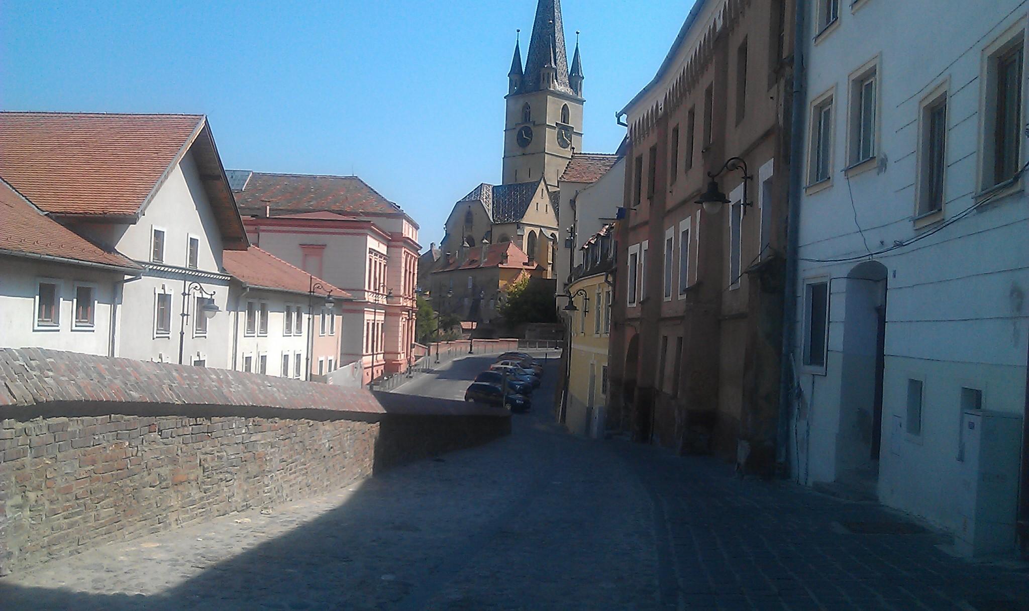 Sibiu, Spinarea Cainelui