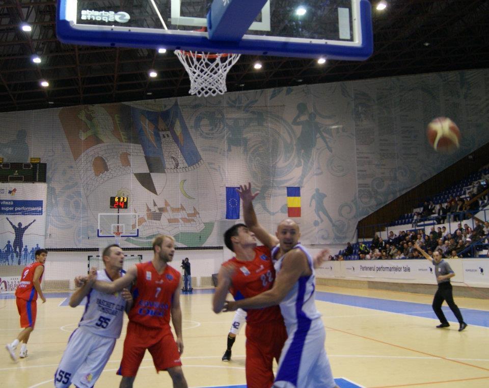 BC Timisoara vs CSM Oradea