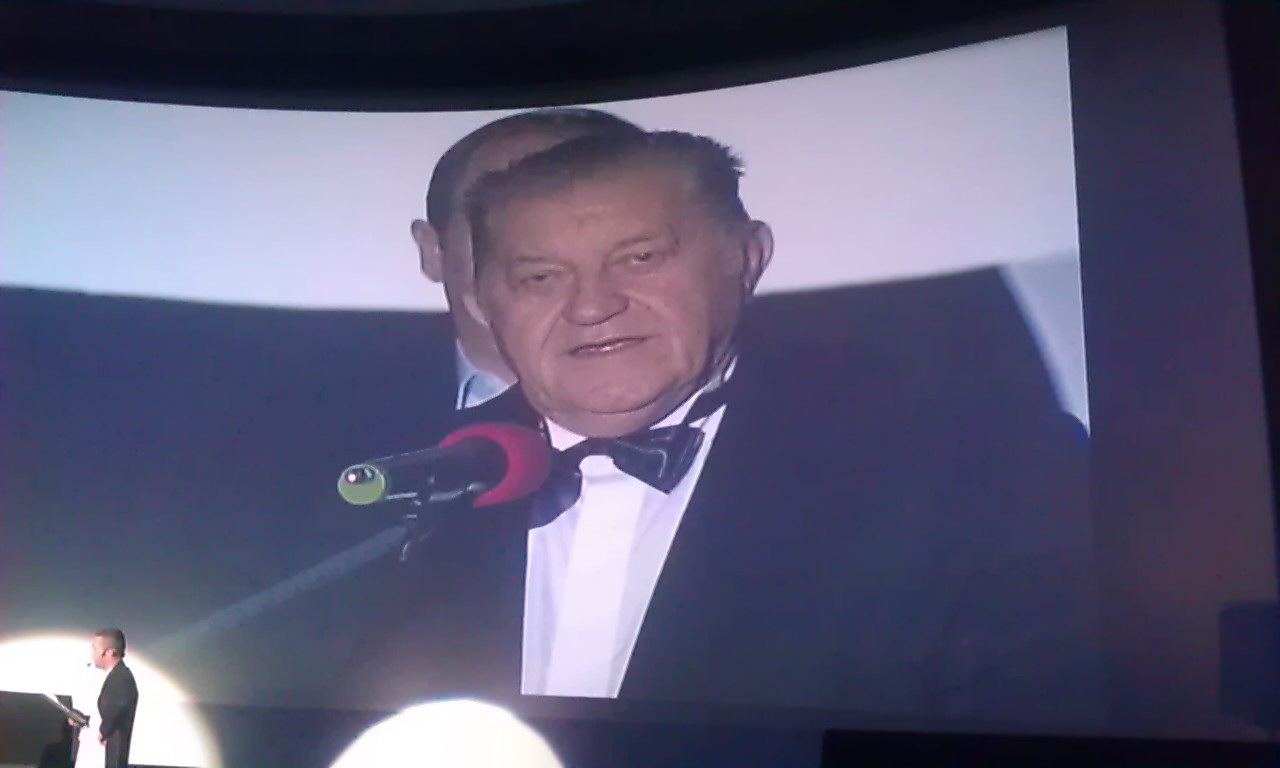 Dorel Visan la Gala Comedy Cluj