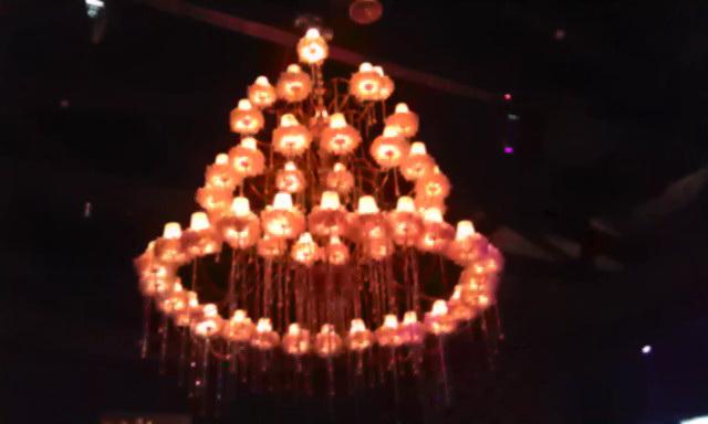candelabru Le Cinema