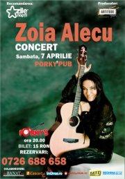 Concert Zoia Alecu Timisoara