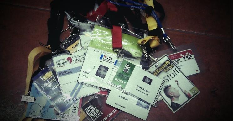 colectie badge-uri