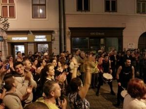 Brincadeira, Spania, la FITS 2013