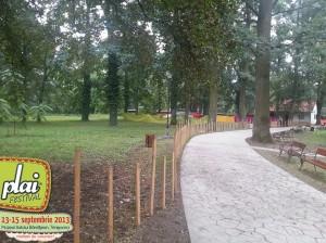 Zona camping PLAI 2013
