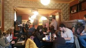 Alifantis Cafeaua cu folk