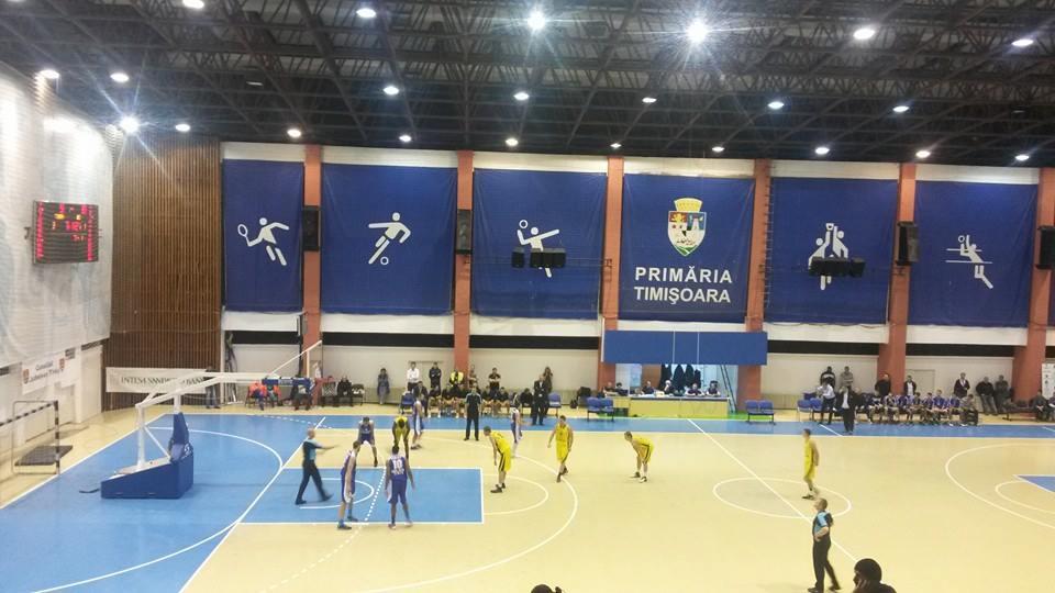 BC Timba vs. BC Timisoara