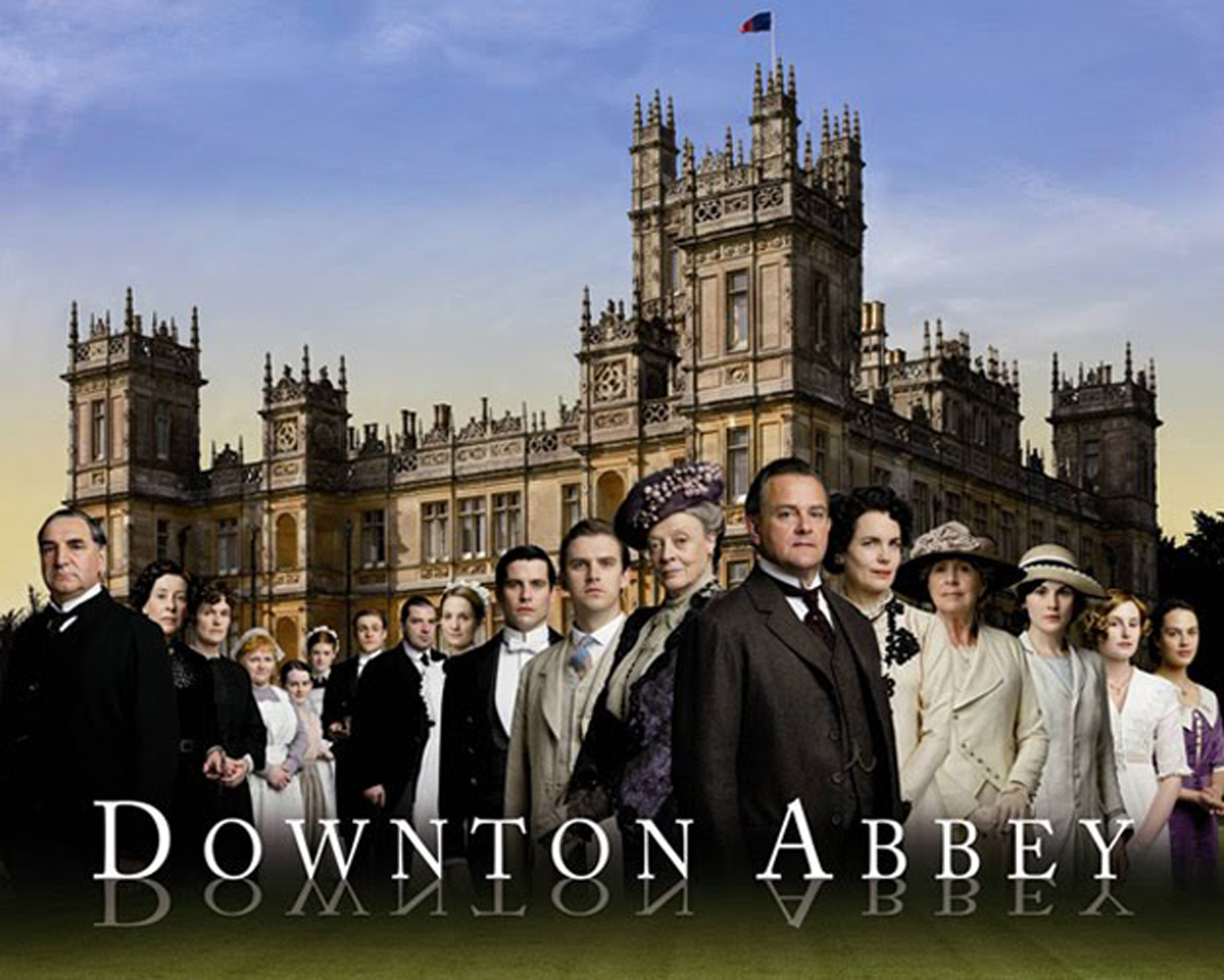 DowntonAbbey1