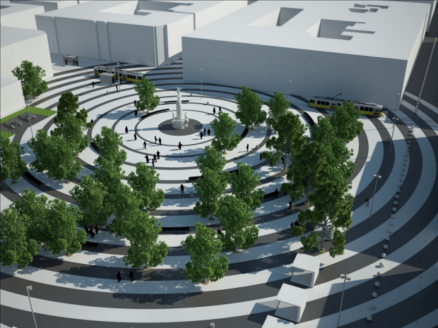 Proiect Piata Libertatii Timisoara