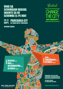 Grolsch - Change the City Timisoara