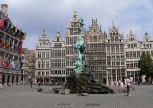 Grande Place Antwerp