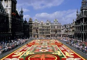 Grande Place Belgium