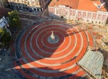 Piata Libertatii Timisoara