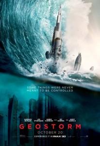 Geostorm_IMAX Poster