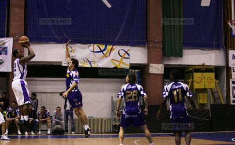 BC Timisoara si Poli Timisoara, meci caritabil