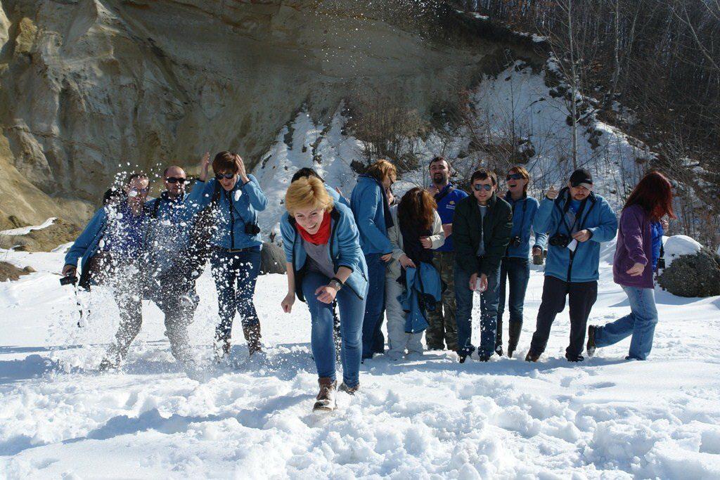 Redescopera Romania, prima excursie 2011