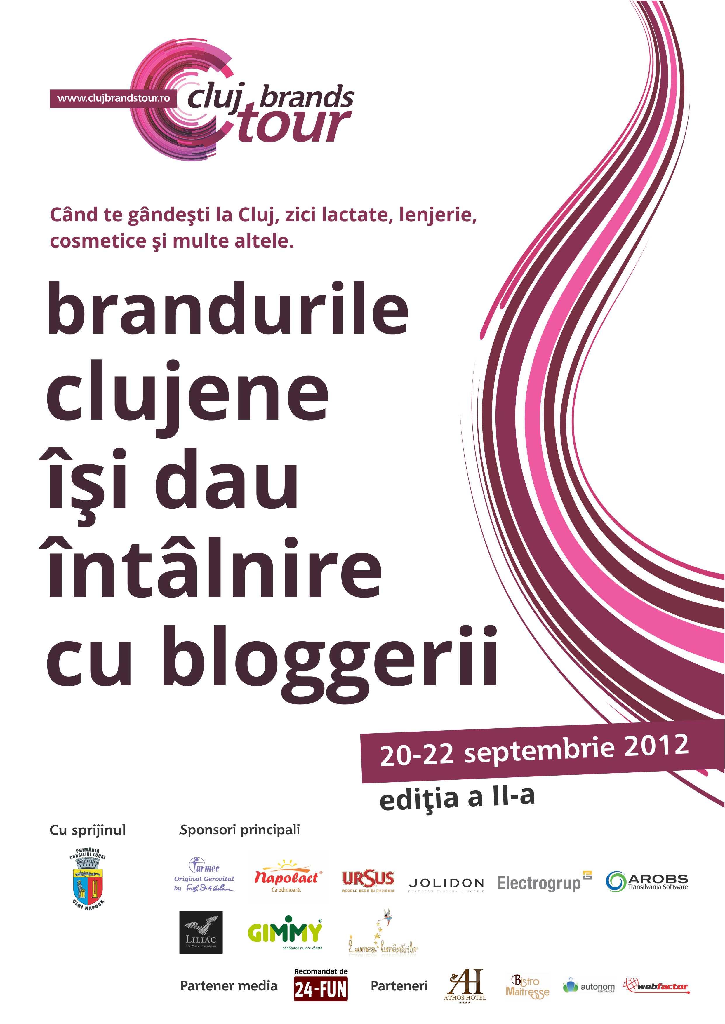 afis_2012 Cluj Brand Tour