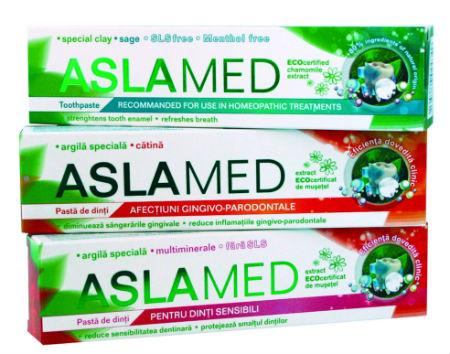 Aslamed