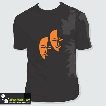 tricou monstruleti