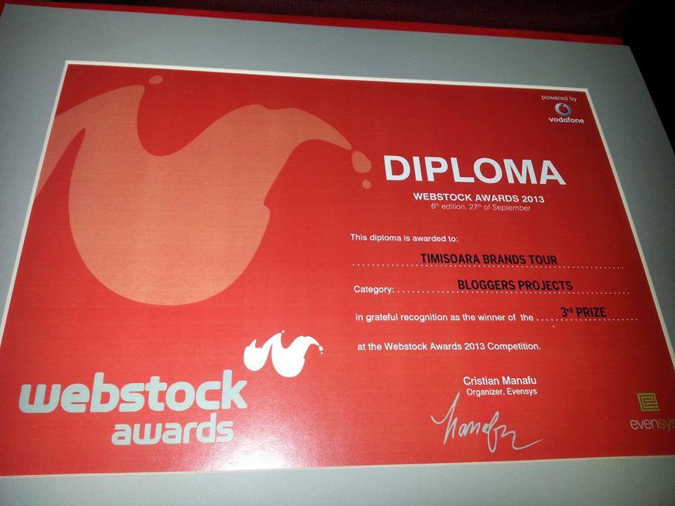 Premiul 3 Webstock 2013
