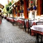 Greek tavern in Thassos island dreamstime_xl_1341222